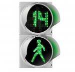 Светофор пешеходный (200) П.1.1 с ТООВ по зеленому и УЗСП